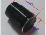 15 17铝合金旋钮 条纹金属旋钮 电位器音响功放旋钮