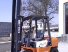 闲置二手软包夹叉车内燃式搬运叉车夹包3吨叉车合力叉车