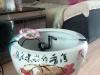 瓷缸,景德镇手绘,招