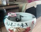 瓷缸,景德镇手绘,招财缸