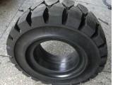 批发各种型号升降机轮胎工具车轮胎18x7-8实心轮胎现货销售