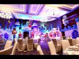 武汉生日派对策划气球布置十岁生日宴小丑气球魔术泡泡秀