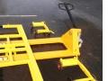 宜昌汽车机械移车器手动拖车工具挪车器拖车架移位器厂家直销设备