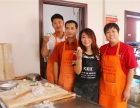 聊城杂粮煎饼培训 杂粮煎饼培训 名吃汇小吃培训基地