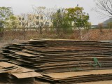 德州钢板出租 专业钢板租赁