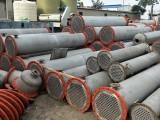 二手不锈钢列管冷凝器 不锈钢304材质列管冷凝器 铁冷凝器