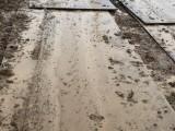 南京钢板出租 铺路垫路专用板