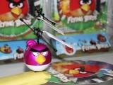 遥控感应小鸟  感应飞行器 感应悬浮飞机 感应飞行愤怒小鸟玩具