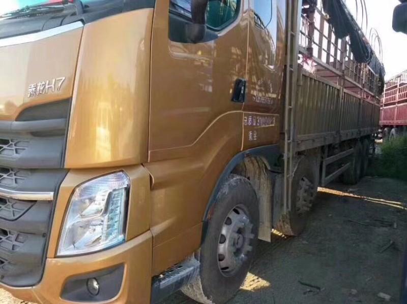 东风柳汽乘龙H7载货车长期有大量现车随时看车