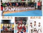 少儿跆拳道青少年散打成人拳击专业培训