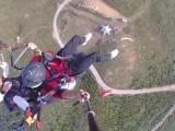 钦州市钦北区北部湾滑翔伞俱乐部,滑翔伞飞行培训