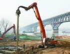 北京專業拉森鋼板樁施工 工字鋼打樁 鋼板圍堰施工