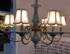 专业设计美式全铜吊灯