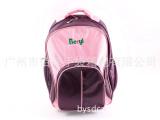 工厂生产供应中高等拉杆背包/1680D牛津布粉色拉杆电脑背包