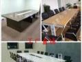 自产自销各种办公家具会议桌,电脑桌,营销桌,办公桌