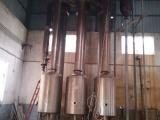 攀枝花高价回收二手三效MVR蒸发器