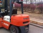 淄博柴油三吨二手叉车出售