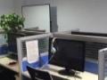 新的工位桌六个,连椅子,