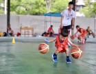 武汉室内少儿篮球训练营