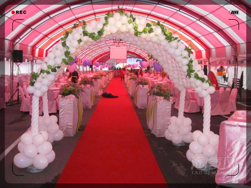 泉州婚礼现场布置,安溪庆典布置