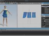 CLO3D立体裁剪与试衣服装软件4.03版 送教程