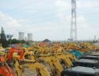 全国-回收各类大中小型二手挖掘机。有偿中介!