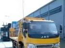 蚌埠低价促清障车厂家,一拖二道路救援车,东风江淮五十铃清障车1年0.1万公里3.5万