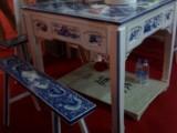 景德镇厂家直销高档青花瓷器八仙桌