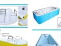 少飞婴儿游泳馆高端大池设备招商加盟 儿童乐园