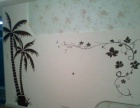 墙画,彩绘200元一幅画起