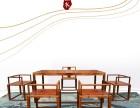 湖北湖南河南江西香港二木新中式红木实木定制家具茶台
