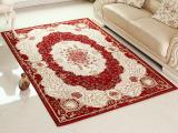 嘉博朗 时尚田园风雪尼尔家居块毯 卧室专用地毯地垫 批发