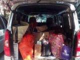 拉货 南宁市面包车拉货 面包车送货 货运 配送 个人车辆
