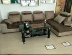 低价出售布艺沙发一套,大理石餐桌一张以及各式办公家具等