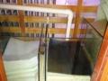 最近到店山水图案1.5,0.6米老榆木全实木龙鱼缸