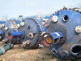 二手反应釜 5吨搪瓷反应釜 电加热反应釜 不锈钢反应釜低价