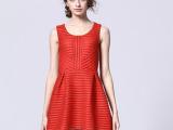欧美时尚夏季气质短款连衣裙 修身显瘦结婚敬酒服回门小礼服2178