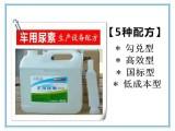 车用尿素生产设备技技术配方