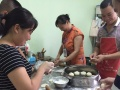 广州学习面点【包子】技术手工包子馒头花卷培训包教会
