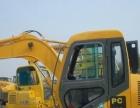 旧挖掘机市场—二手小松—日立60—70—120—130挖掘机
