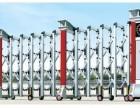 滨海新区安装伸缩门步骤