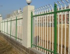 锌钢围墙围栏,学校围墙护栏,别墅围墙栏杆,小区围墙护栏