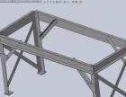 佛山南海区机械钣金件设计 2D 3D绘图培训