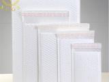 成都厂家供应镀铝膜复合气泡袋 奶白膜气泡袋 牛皮纸气泡袋