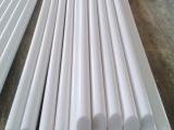 好的铁氟龙棒 白色塑料王棒 黑色PTFE棒 四氟棒