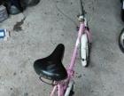 折叠行自行车