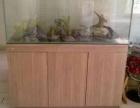 二手海水鱼鱼缸低价出售