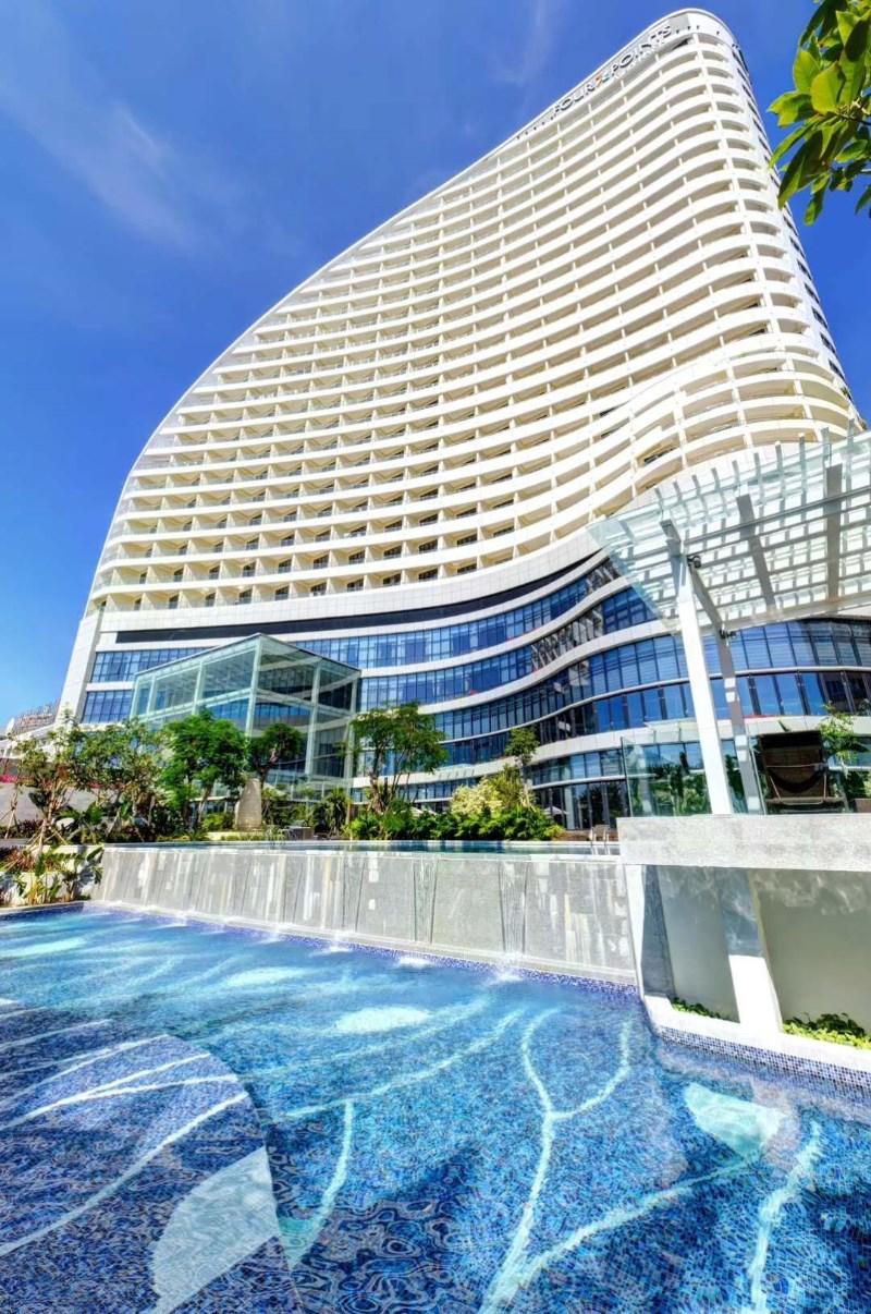三亚自由行 机票+四晚国际五星品牌酒店