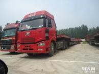 梁山二手车公司出售解放j6,东风天龙,德龙,欧曼双驱半挂车