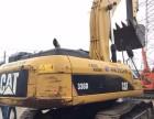 泰山个人一手卡特336D挖掘机整机原版,性能可靠